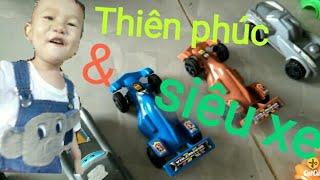 Trò chơi xếp hình ô tô car | Đồ chơi trẻ em |