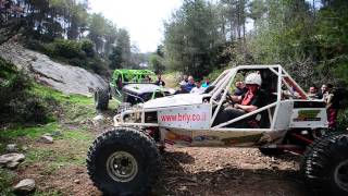 משגרים טיל Israel off road action