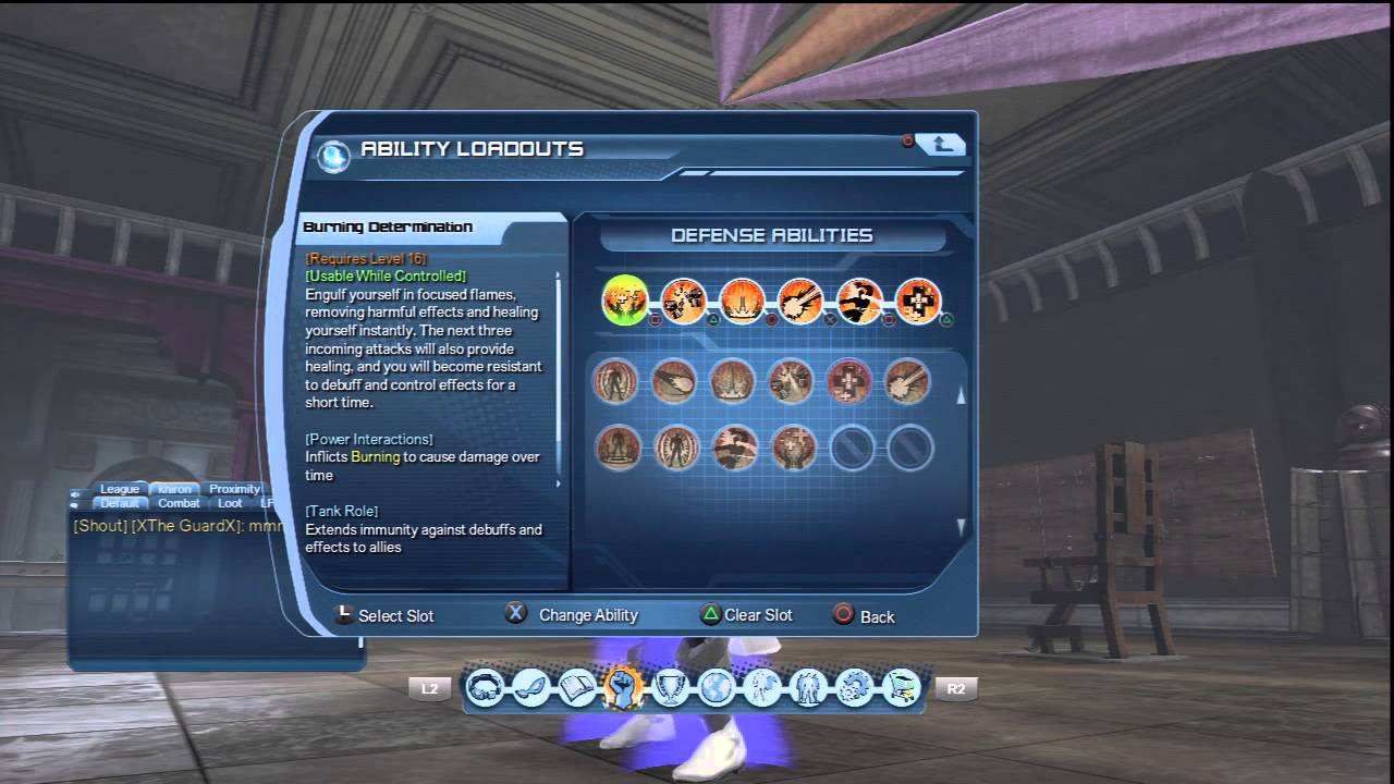dc universe online how to tank fire tank loadout youtube