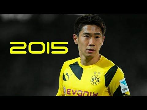 Shinji Kagawa | Goals, Skills, Assists, Passes | Borussia Dortmund and Japan | 2014/2015 (HD)
