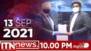 ITN News 2021-09-13 | 10.00 PM