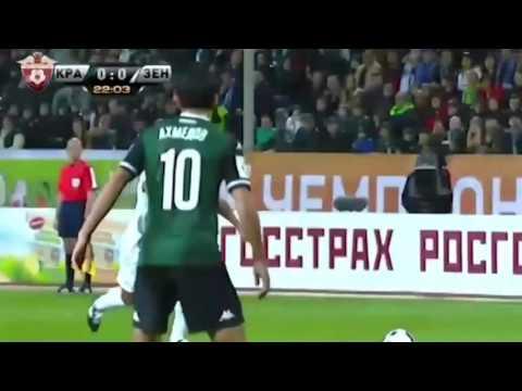 Краснодар 0:0 Зенит