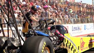 ANDRA Drag Racing - Top Fuel, only the strongest will survive