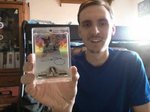 Psych'd On Baseball Cards 500 Subscriber Contest Video