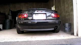 95 Mazda Miata R Package with Borla Cat-back Exhaust