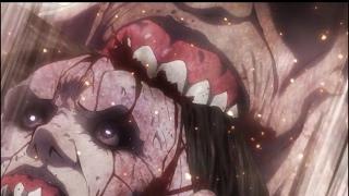 Epic Entrance And Ymir Titan Gets Eaten By Titans ! | Shingeki No Kyojin 2 | (HD)
