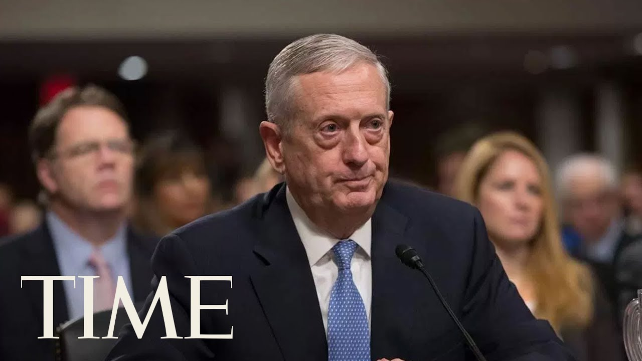 Defense Secretary James Mattis Says The U.S. Is 'Not Winning In Afghanistan' | TIME