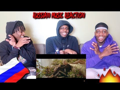 RUSSIAN MUSIC REACTION FT Miyagi & Эндшпиль, Егор Крид & MORE