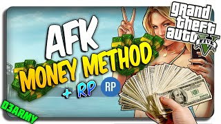 "GTA 5 Online: ""AFK Money + RP mission!"" (ALL Consoles) (GTA 5 MONEY 1.27)"