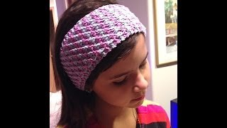 Download How To Knit Star Stitch Headband - Knitting Tutorial Video On 2-colors Star Stitch Headband 3Gp Mp4