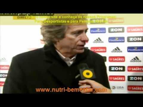 Benfica vs Olhanense 2-0 - Jorge Jesus