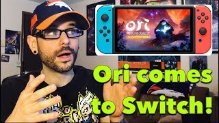 Ori and the Blind Forest CONFIRMED for Nintendo Switch! Metroidvania Bliss... | Ro2R