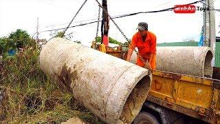 Truck Crane: Excavator TruckVideos for Children
