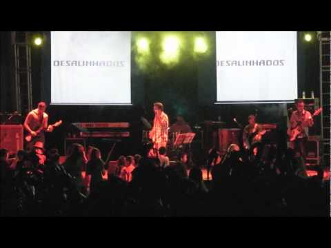 Desalinhados - Like a Stone (Audioslave) @ Festas S.Facundo 2011