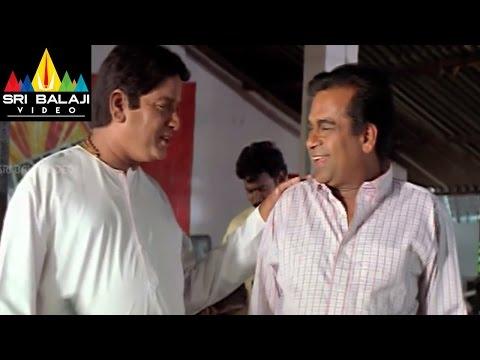 Kaasi Movie Brahmi and Avs Comedy Scene - JD Chakravarthy, Keerthi Chawla