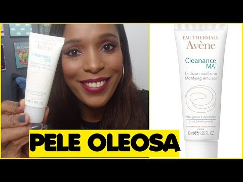 Resenha Cleanance Mat Emulsão Matificante Avene | Pele Oleosa
