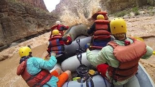 GoPro: Rafting The Grand Canyon