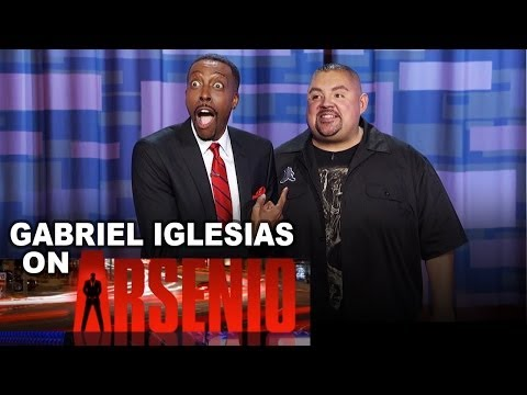 "Gabriel ""Fluffy"" Iglesias on the Arsenio Hall Show thumbnail"