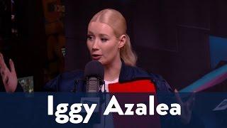 Iggy Azalea Talks Australian Hip-Hop 3/7 | KiddNation
