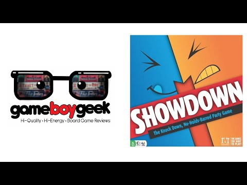Ultimate Showdown Review with the Game Boy Geek