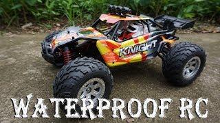 Test IP4 Waterproof RC Car FY-11 4WD 1/12