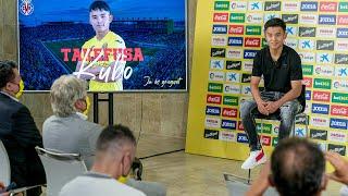 """Take: """"El Villarreal era la mejor opción para mí"""""""