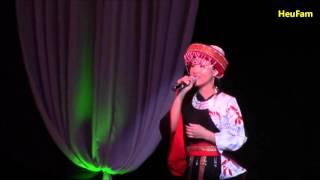 Dib Thoj 1st Round - Fresno Hmong International New Year 2015-2016: Singing Competition