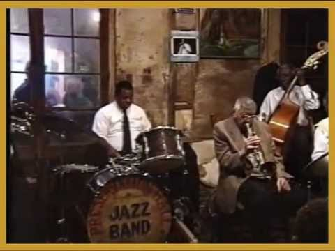 Percy Humphrey at Preservation Hall: Careless Love