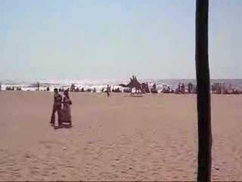 Arabian Sea in Mangalore