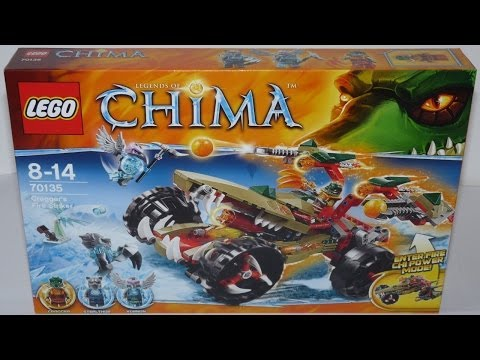Lego Chima 2014 Summer Sets Lego Chima Summer 2014