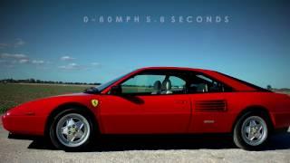 Ferrari Mondial T … very unusual cinematic car video
