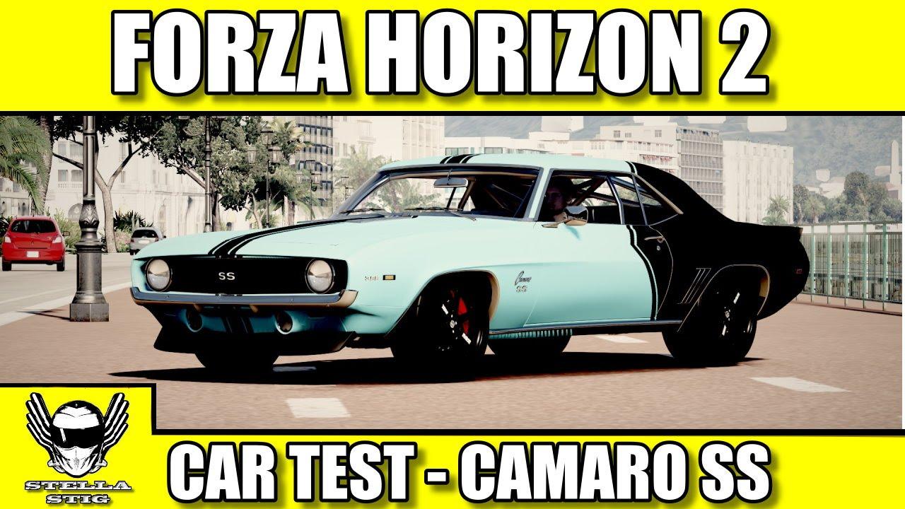 forza horizon 2 car tests ep1 camaro ss youtube. Black Bedroom Furniture Sets. Home Design Ideas