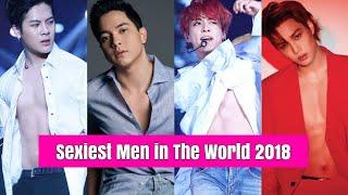 Top 100 Sexiest Man 2018