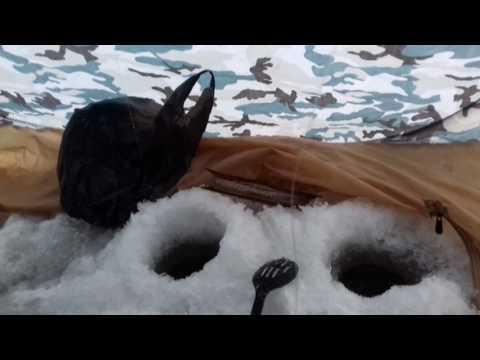 Зимняя рыбалка (ловля белой рыбы)