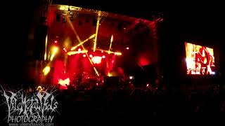EMPEROR - I Am The Black Wizards @ Brutal Assault 2017