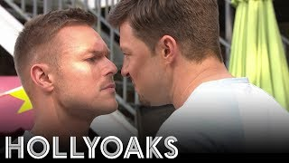 Hollyoaks: Everyone's On DS Armstrong's Case