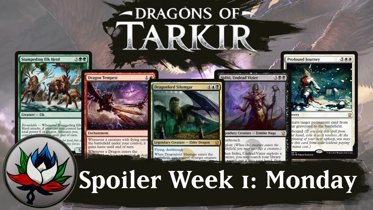 Dash Dragons of Tarkir Dragons of Tarkir Spoilers