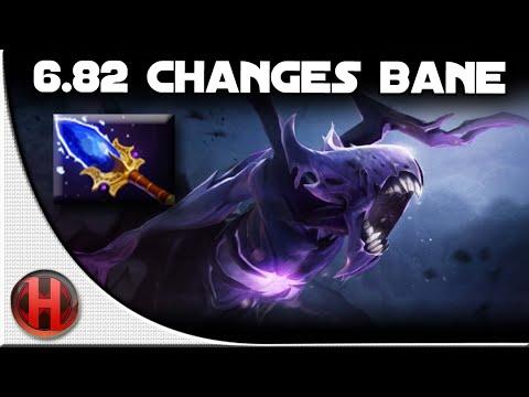 6.82 Changes Dota 2 - Bane Aghanim's Scepter Update