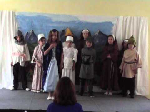 Davis Waldorf School Play Odelia