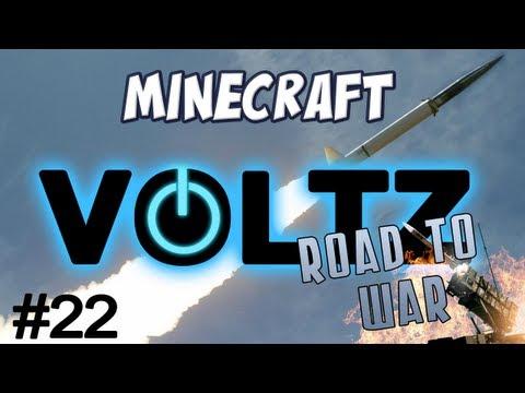 Voltz 22 - The Road To War
