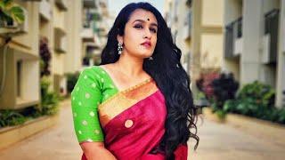Kavitha Nair | Mallu Hot Actress | South Indian Hot Viral Video | Serial Actress | Hot Photoshoot