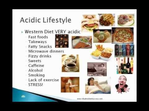 Alkaline Diet - What's It All About