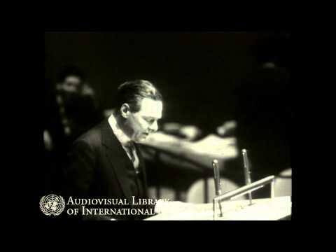 Henry Cabot Lodge on Japan's admission to United Nations - 1956
