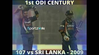 28 centuries of virat kohli in ODIs