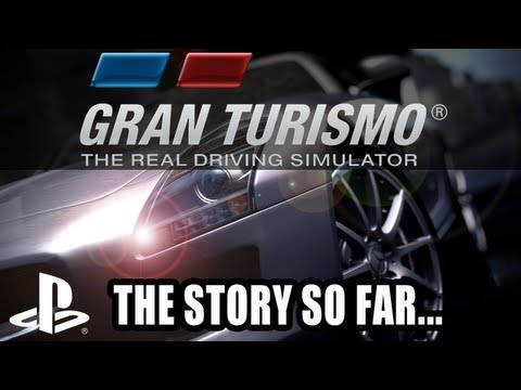 Gran Turismo 6 - The Story So Far