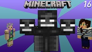 WITHER BOSS BATTLE - Minecraft Diversity w/ Stacy Ep16