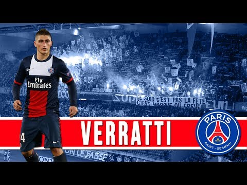 Marco Verratti - The Beginning [PSG]
