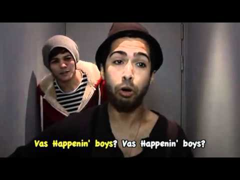 Vas happenin boys. Music Videos
