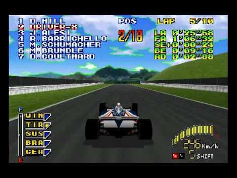 F1 Pole Position 64 - Brazil (Interlagos)