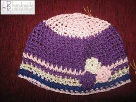 Crochet hats - heklane kape